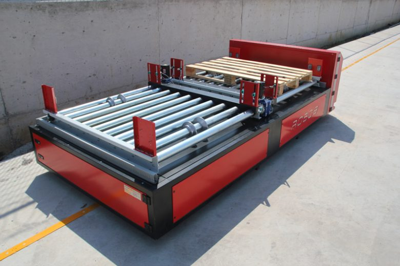 Conveyor AGV